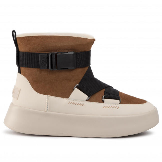 Chaussures UGG W Classic Boom Buckle 1104616 Che