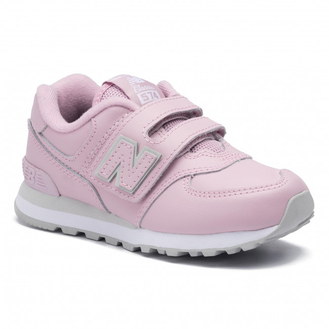 new balance fille rose scratch