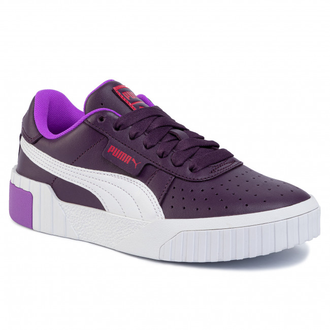 Sneakers PUMA Cali Chase Wn's 369970 01 Plum PurpleNrgy Rose