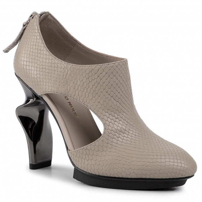 abordables Chaussures basses UNITED NUDE - Twirl Adem 1049642620 Sand - Talons - Chaussures basses - Femme  Prendre plaisir