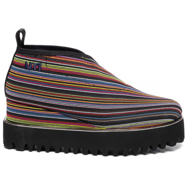 Chaussures basses UNITED NUDE Flod Casual II 104173205 Bright Mix