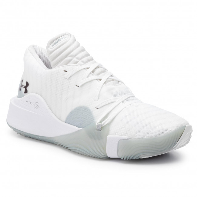 Chaussures UNDER ARMOUR Ua Spawn Low 3021263 100 Wht