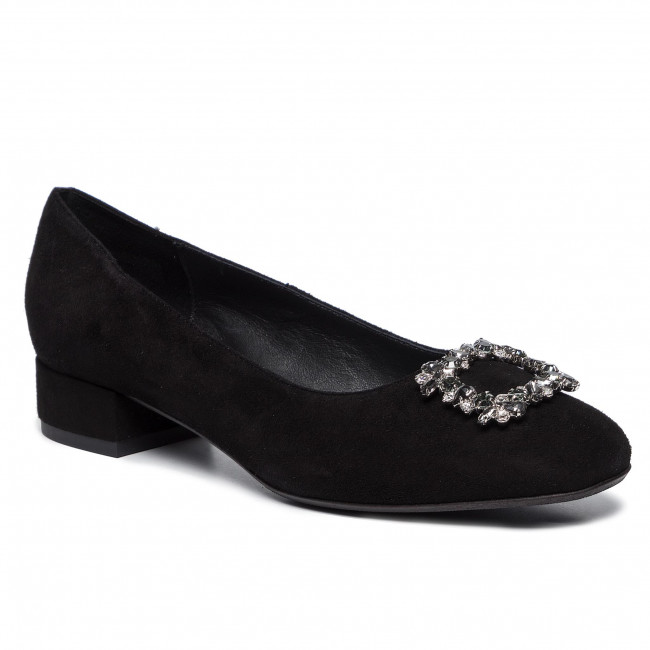abordables Chaussures basses GINO ROSSI - Miho DCI844-W43-4900-9900-0 99 - Plates - Chaussures basses - Femme  Prendre plaisir