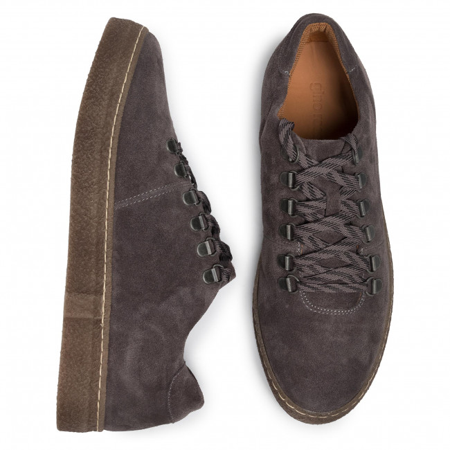 Sneakers GINO ROSSI - Square MPU340-304-R500-0094-T 96 - Sneakers - Chaussures basses - Homme