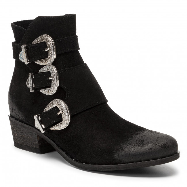 e12 000 000 Noir 000 2725 Bottines Oleksy 5Ajq3SLc4R