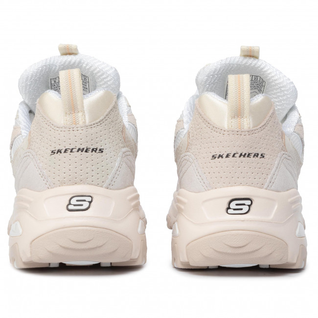 Sneakers SKECHERS - D'lites Free Energy 13147/OFWT Off White - Sneakers - Chaussures basses - Femme