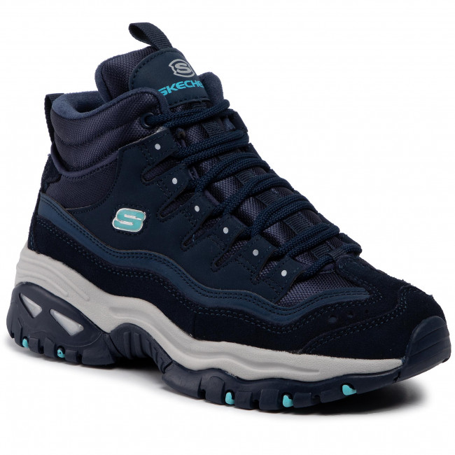 abordables Sneakers SKECHERS - Cool Rider 4855/NVY Navy - Sneakers - Chaussures basses - Femme  Prendre plaisir
