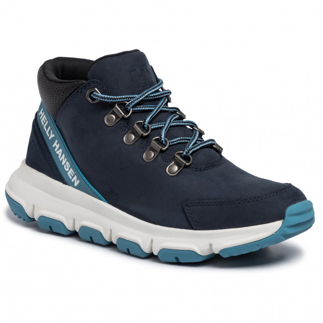 abordables Sneakers HELLY HANSEN - Fendvard Boot 114-76.597 Navy/Adriatic Blue/Off White - Sneakers - Chaussures basses - Femme  Prendre plaisir