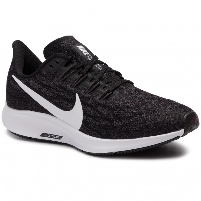 Chaussures NIKE Air Zoom Pegasus 36 AQ2210 004 BlackWhiteThunder Grey