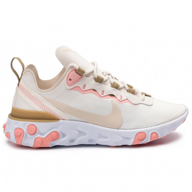 Chaussures NIKE React Element 55 BQ2728 007 PhantomLt Orewood Brn