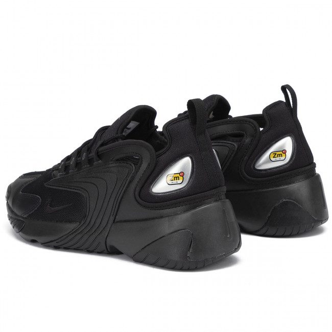 Chaussures NIKE - Zoom 2K AO0269 002 Black/Black/Anthracite