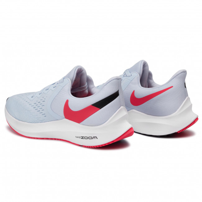 Aq8228 Orbit Chaussures black Zoom Winflo Nike 401 Half red 6 Blue 6gvfbIY7y