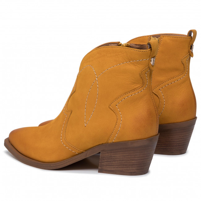 polański Żółty 1024 Nubuk Bottines R 54AqjL3cR