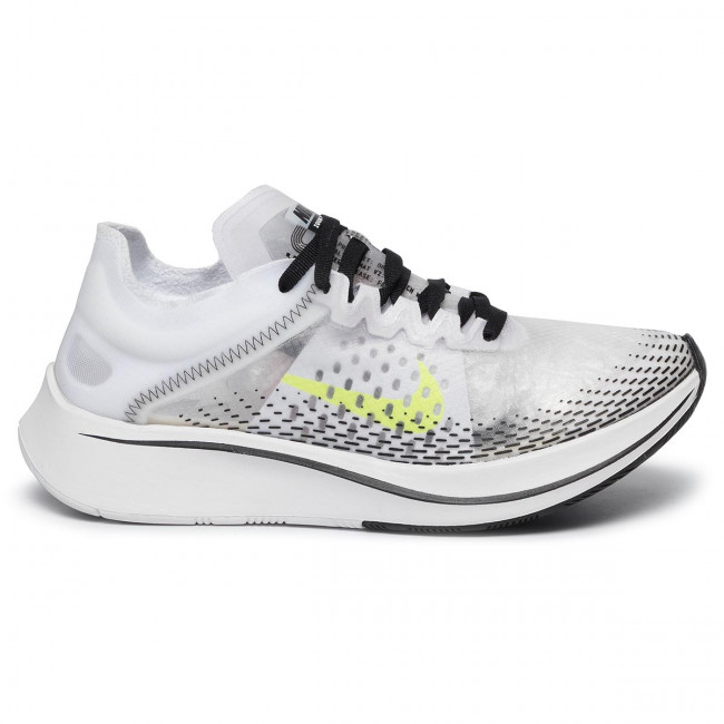 uk cheap sale first look check out Chaussures NIKE - Zoom Fly Sp Fast AT5242 170 White