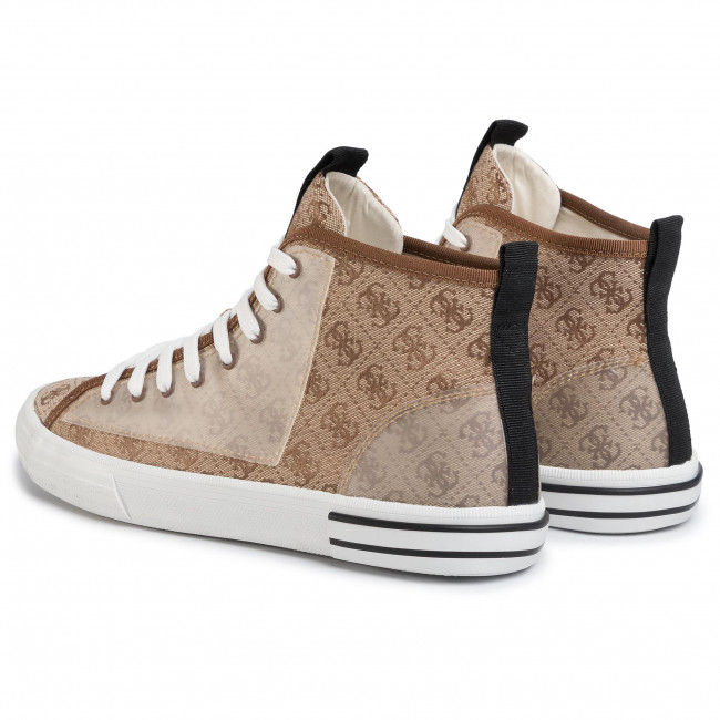 Sneakers GUESS - Nettuno Hi FM6NTH FAL12  BEITA  - Sneakers - Chaussures basses - Homme