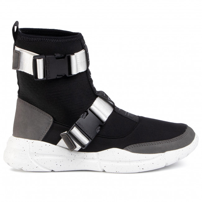 Sneakers Kendall + Kylie - Nemo Anthracite/blk Chaussures Basses Femme