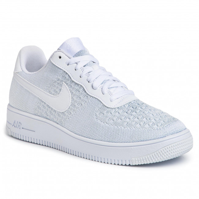 air force 1 flyknit blanche