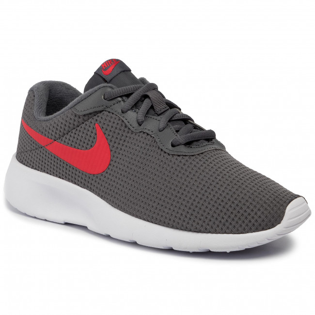 abordables Chaussures NIKE - Tanjun (GS) 818381 020 Dark Grey/University/Red/White - Sneakers - Chaussures basses - Femme  Prendre plaisir