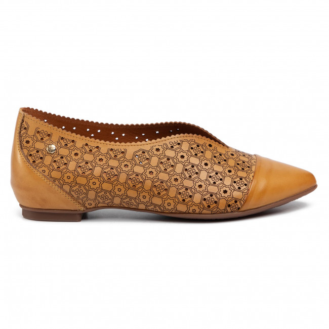 Chaussures basses PIKOLINOS - W5L-4842 Honey - Plates - Chaussures basses - Femme