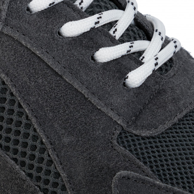 Sneakers NOBRAND - Vogue 2 14394 Grey - Sneakers - Chaussures basses - Homme