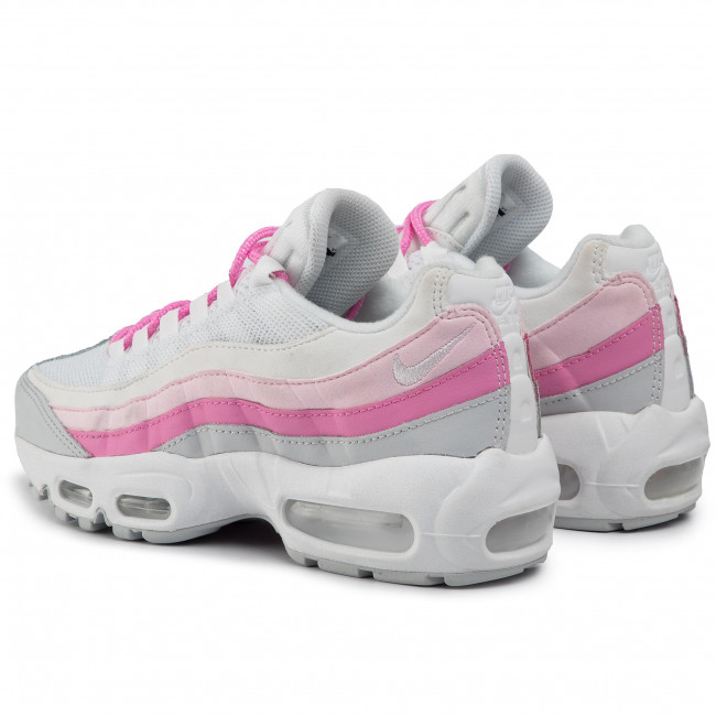 Chaussures NIKE Air Max 95 Essential CD0175 100 White
