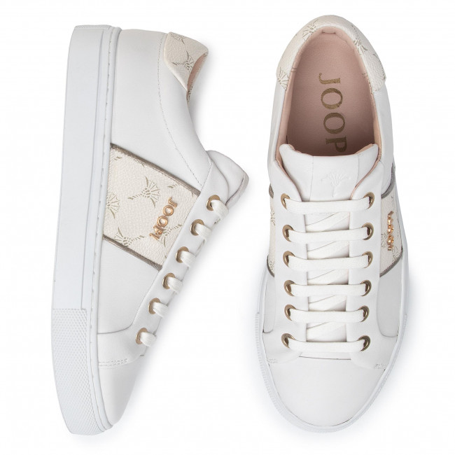 Sneakers Joop! - Cortina Lista 4140004941 Off White Chaussures Basses Femme