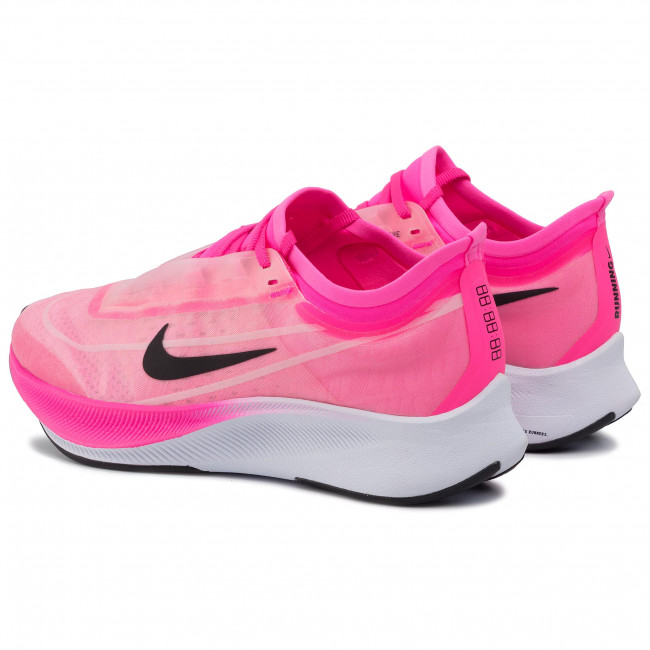 Chaussures NIKE Zoom Fly 3 AT8241 600 Pink BlastTrue Berry