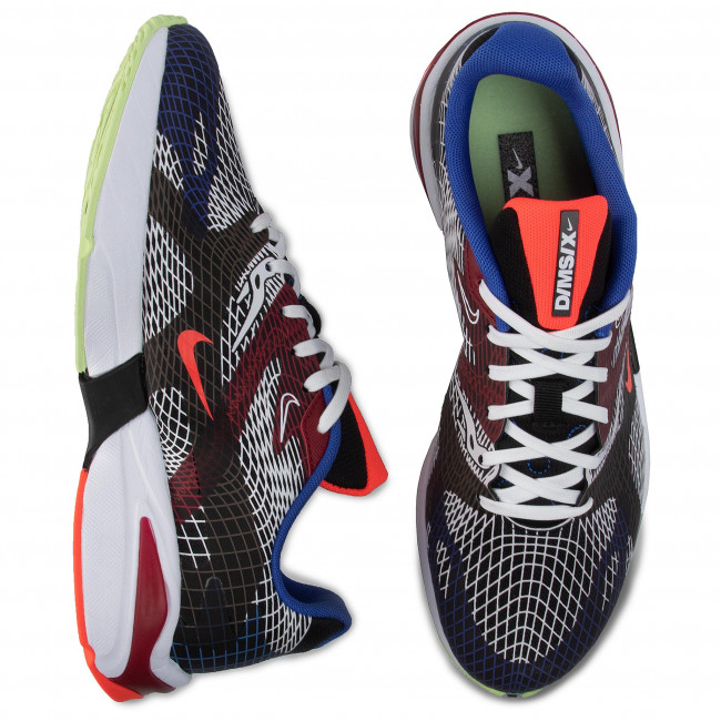Chaussures NIKE - Ghoswift BQ5108 002 Black/White/Deep Royal Blue - Sneakers - Chaussures basses - Homme