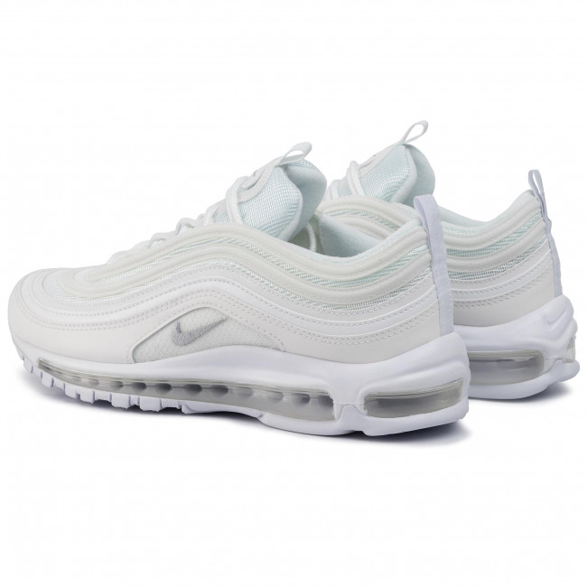 Chaussures NIKE Air Max 97 921826 101 WhiteWolf GreyBlack