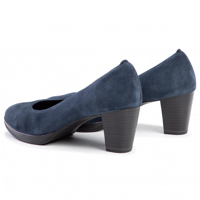 Chaussures Basses Marco Tozzi 2-22401-23 Navy 805