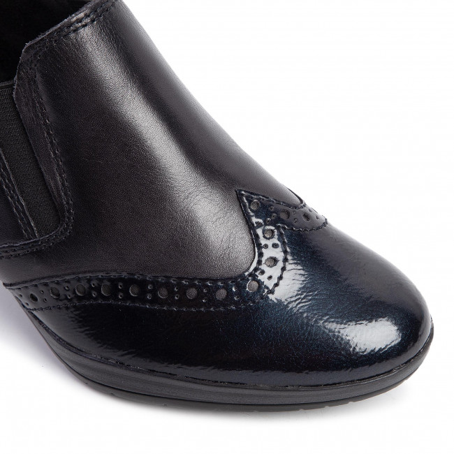 Chaussures Basses Marco Tozzi 2-24404-23 Navy Ant. Comb 820