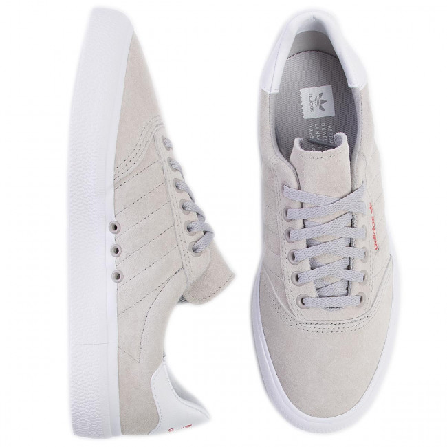 Chaussures Adidas 3mc Ee6087 Gretwo/ftwwht/scarle
