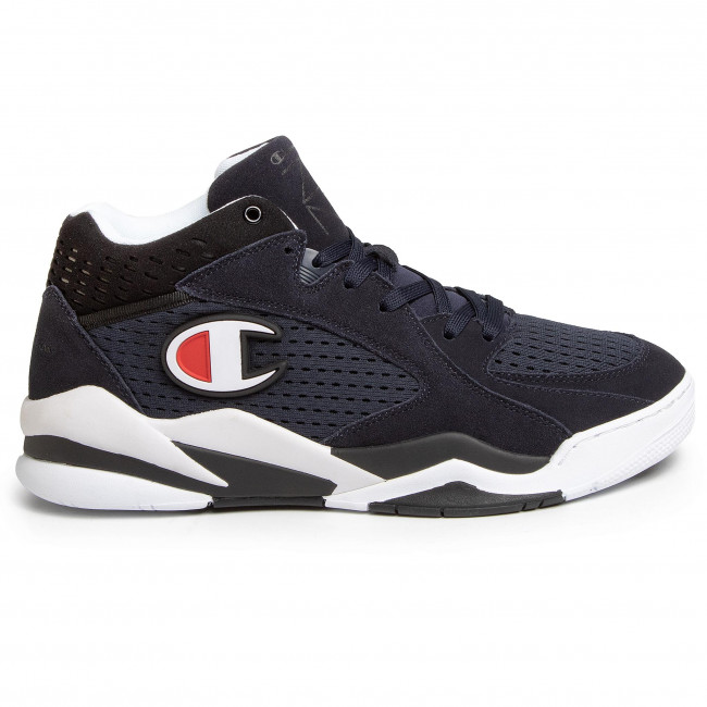 Sneakers CHAMPION - Zone Mid Mesh S21416-S20-BS036 Rbl - Sneakers - Chaussures basses - Homme