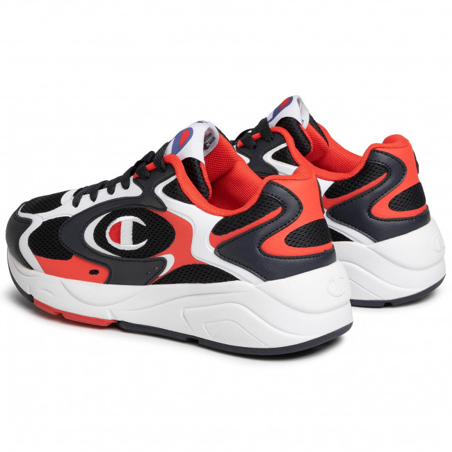 Sneakers CHAMPION - Lexington 200 S21406-S20-BS501 Nny/Red/Wht - Sneakers - Chaussures basses - Homme