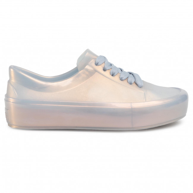 Sneakers Melissa - Street Ad 32898 Pearl/blue 53664 Chaussures Basses Femme