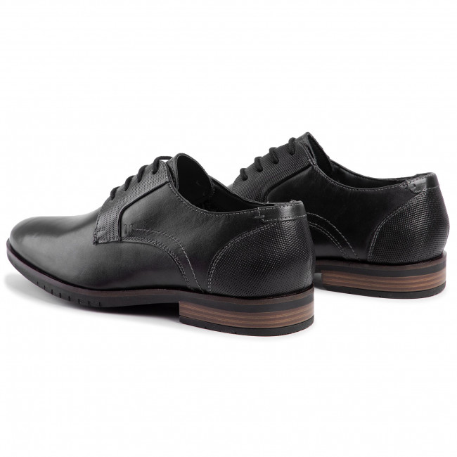 Chaussures basses S.OLIVER - 5-13205-23 Black 001 - Soirée - Chaussures basses - Homme