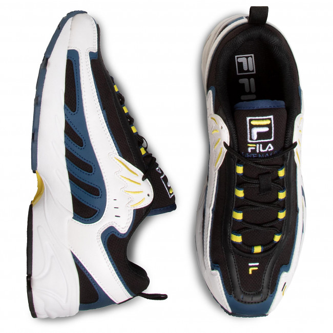 Sneakers FILA - ADL99 Low 1010827.12S Black/White - Sneakers - Chaussures basses - Homme