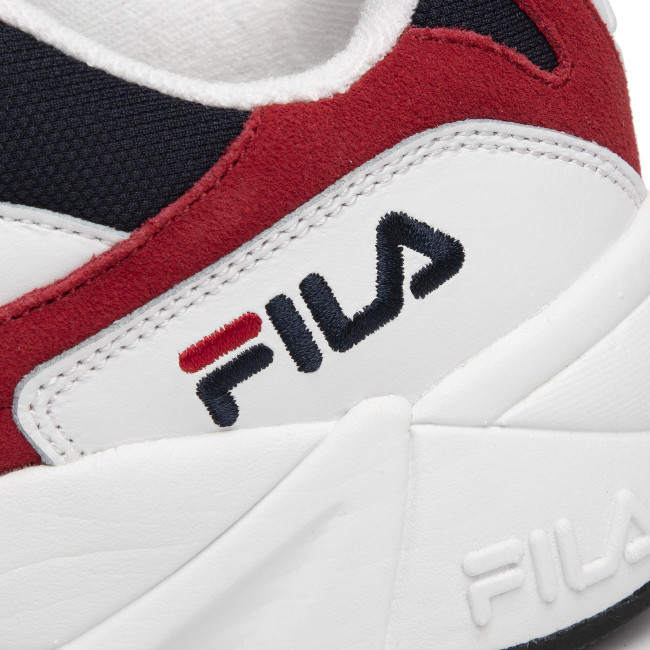 Sneakers FILA - V94M 1010916.92F White/Fila Red/Fila Navy - Sneakers - Chaussures basses - Homme