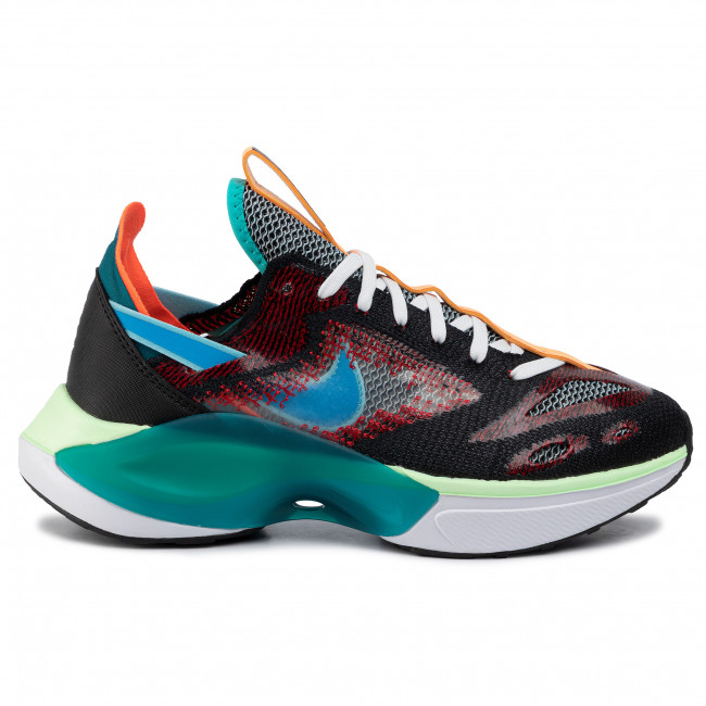 abordables Chaussures NIKE - N110 D/MS/X AT5405 001 Black/Blue Hero/Blue Gaze - Sneakers - Chaussures basses - Femme  Prendre plaisir