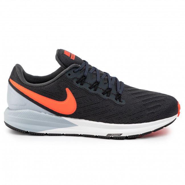 Chaussures NIKE Air Zoom Structure 22 AA1636 010 AnthraciteBright Crimson