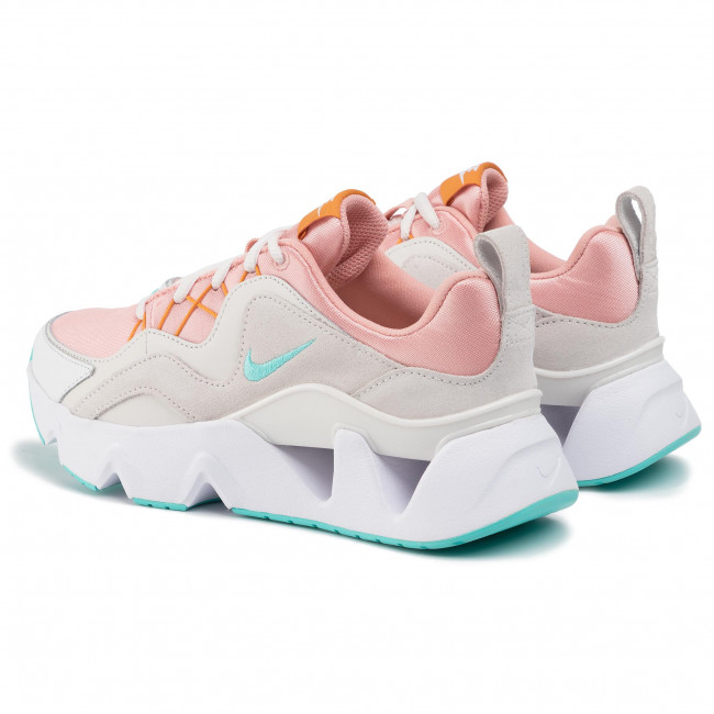 Chaussures NIKE - Ryz 365 BQ4153 600 Coral Stardust/Aurora Green - Sneakers - Chaussures basses - Femme