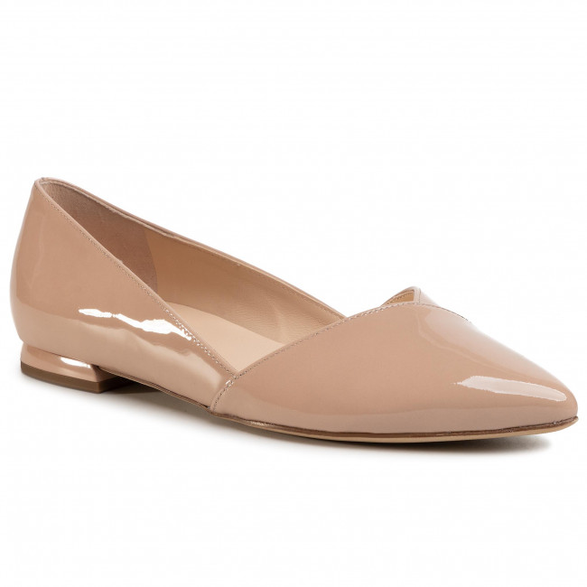 abordables Chaussures basses HÖGL - 0-120014 Nude 1800 - Plates - Chaussures basses - Femme  Prendre plaisir