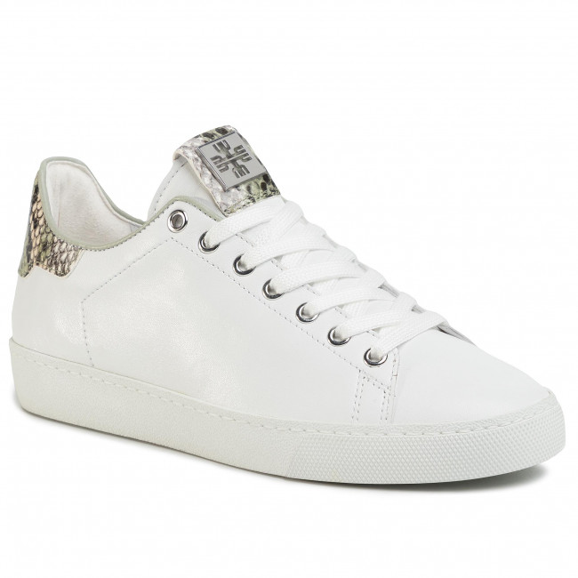 abordables Sneakers HÖGL - 9-100357 White/Salvia 0251 - Sneakers - Chaussures basses - Femme  Prendre plaisir