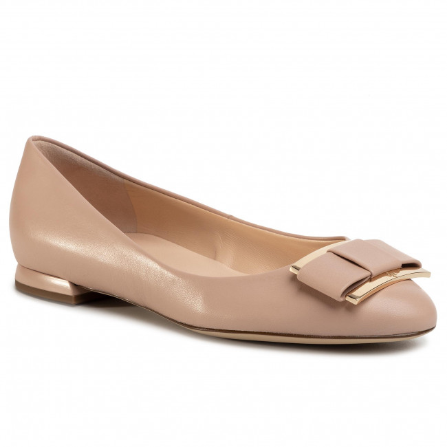 abordables Ballerines HÖGL - 9-101080 Nude 1800 - Ballerines - Chaussures basses - Femme  Prendre plaisir