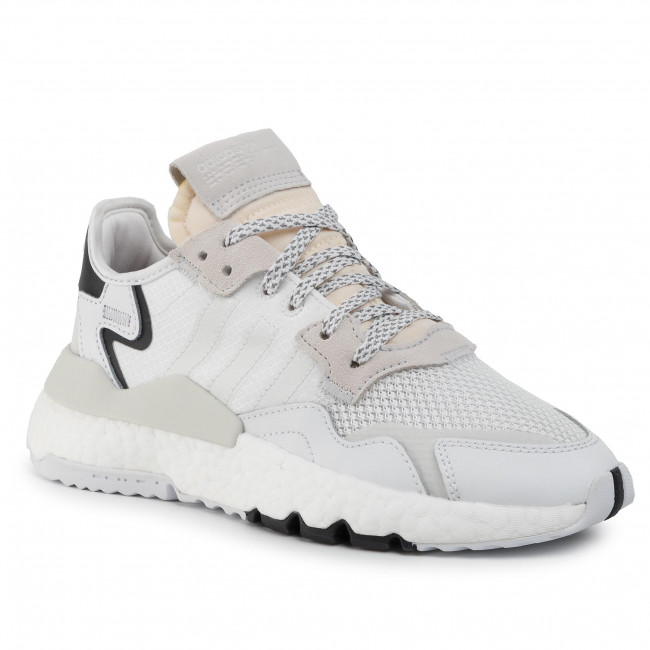 Chaussures adidas - Nite Jogger J EE6482 Ftwwht/Ftwwht/Crywht