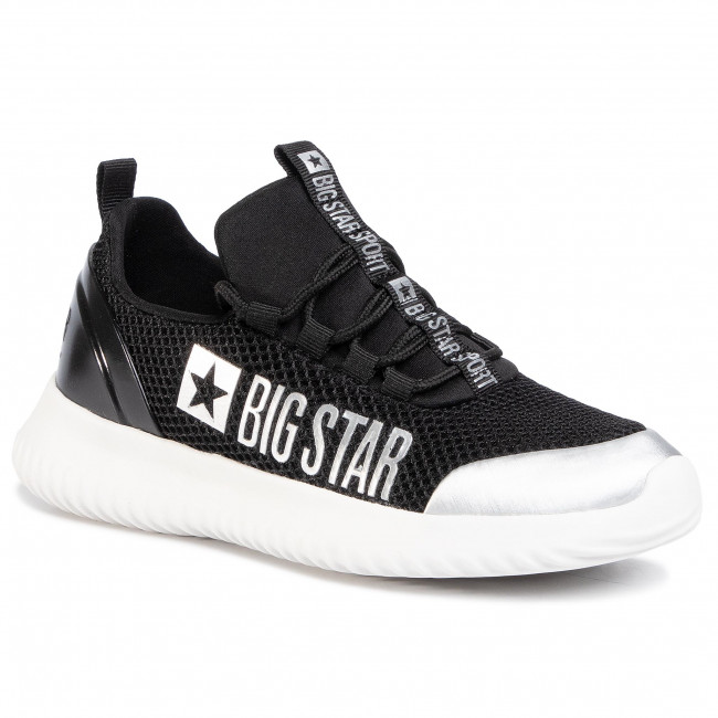 Offres abordables Sneakers BIG STAR - FF274A409  Black - Sneakers - Chaussures basses - Femme  Prendre plaisir