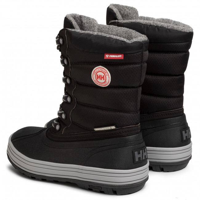 Bottes De Neige Helly Hansen - Tundra Cwb 2 115-36.991 Jet Black/new Light Grey/charcoal/angora/black Gum Et Autres Homme