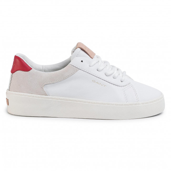 Sneakers GANT - Lagalilly 20531504  Br. Wht/Cream G282 - Sneakers - Chaussures basses - Femme