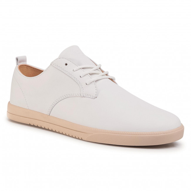 Sneakers CLAE - Ellington CL20AEL02 White Milled Leather Vanilla