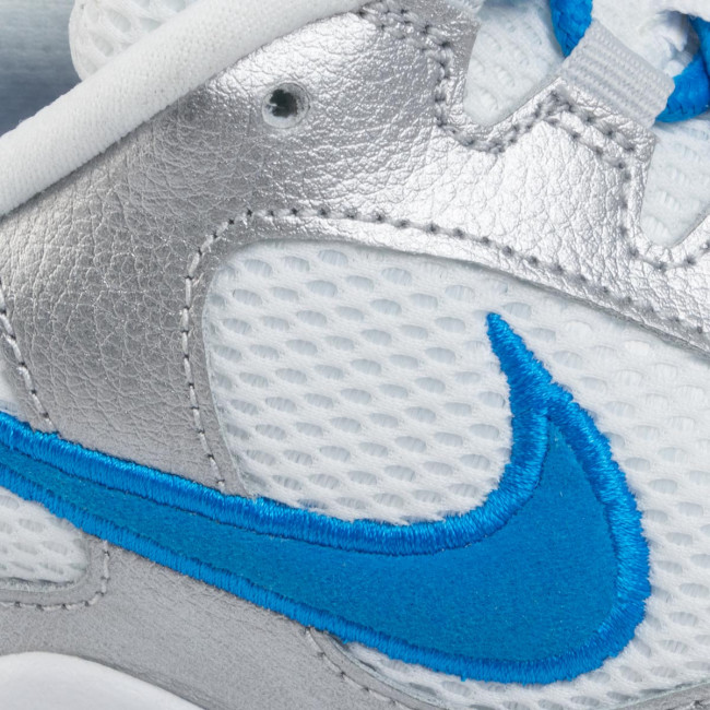 Chaussures NIKE - Air Heights AT4522 102  White/Photo Blue - Sneakers - Chaussures basses - Homme